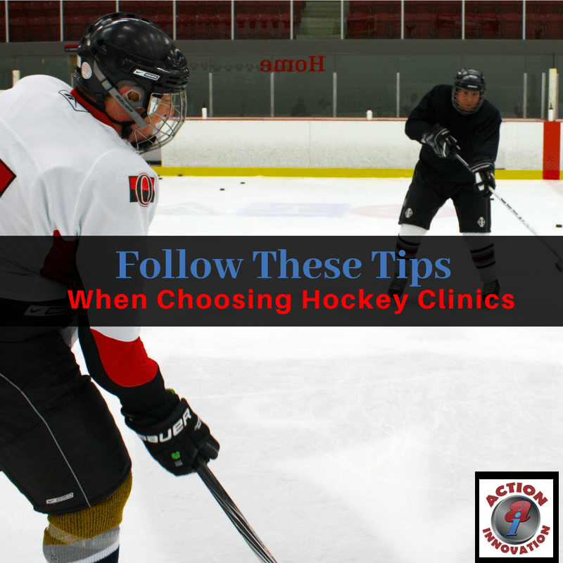 Follow These Tips When Choosing Hockey Clinics
